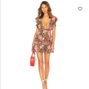 """REVOLVE brand MAJORELLE """"Misty Dress"""""""